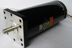 Кроковий двигун 110мм, 0,72° Гібридний 5-ти фазний для Вишивальних Машин