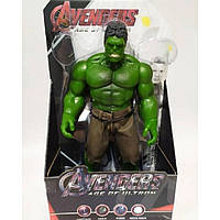 Халк фигурка 34 см Марвел Супер Герой Hulk Avengers подвижный 3321