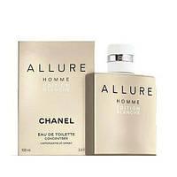 Chanel Allure Homme Blanche туалетная вода мужская 100 ml