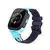 Детские смарт-часы Lemfo LT25 c поддержкой 4G (Голубой)