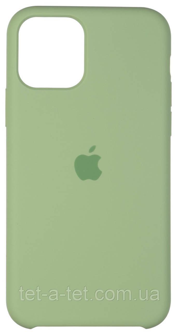 Чохол Apple iPhone 11 Pro Silicone Case (HC) Mint