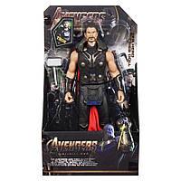 Тор фигурка 34 см Марвел Супер Герой Tor Avengers подвижный 3321