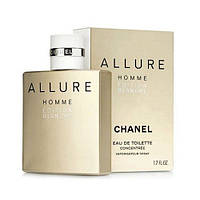 Chanel Allure Homme Blanche туалетная вода мужская 150 ml