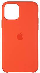 Чохол Apple iPhone 11 Pro Silicone Case (HC) Nectarine