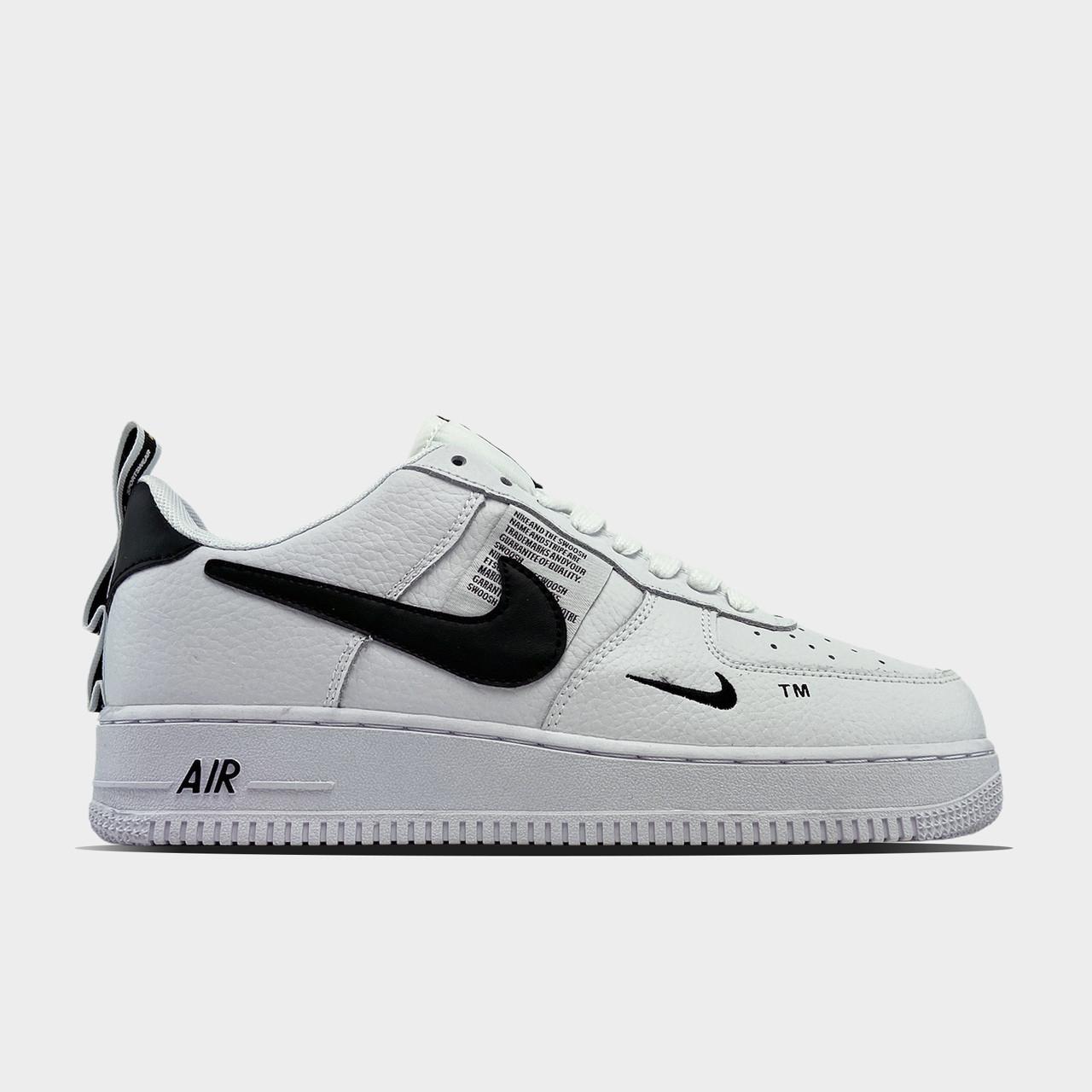 Nike Air Force 1 Utility White (Білий)