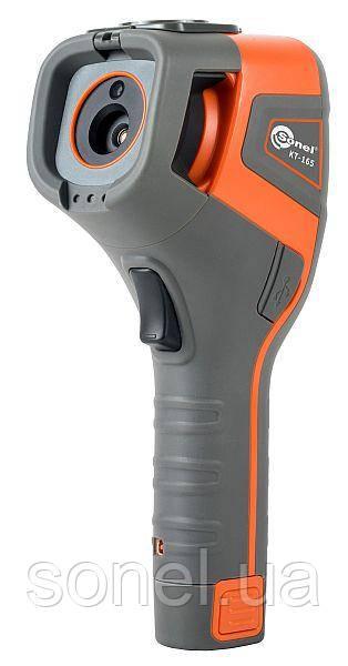 Тепловізійна камера (тепловізор) KT-165 (160х120) 25 Гц