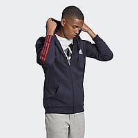 Мужская толстовка Adidas Essentials 3-Stripes (Артикул:GP8601)