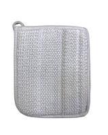 Губка-рукавичка vende 6001685 з петелькою 20*17 см кремовий #S/H