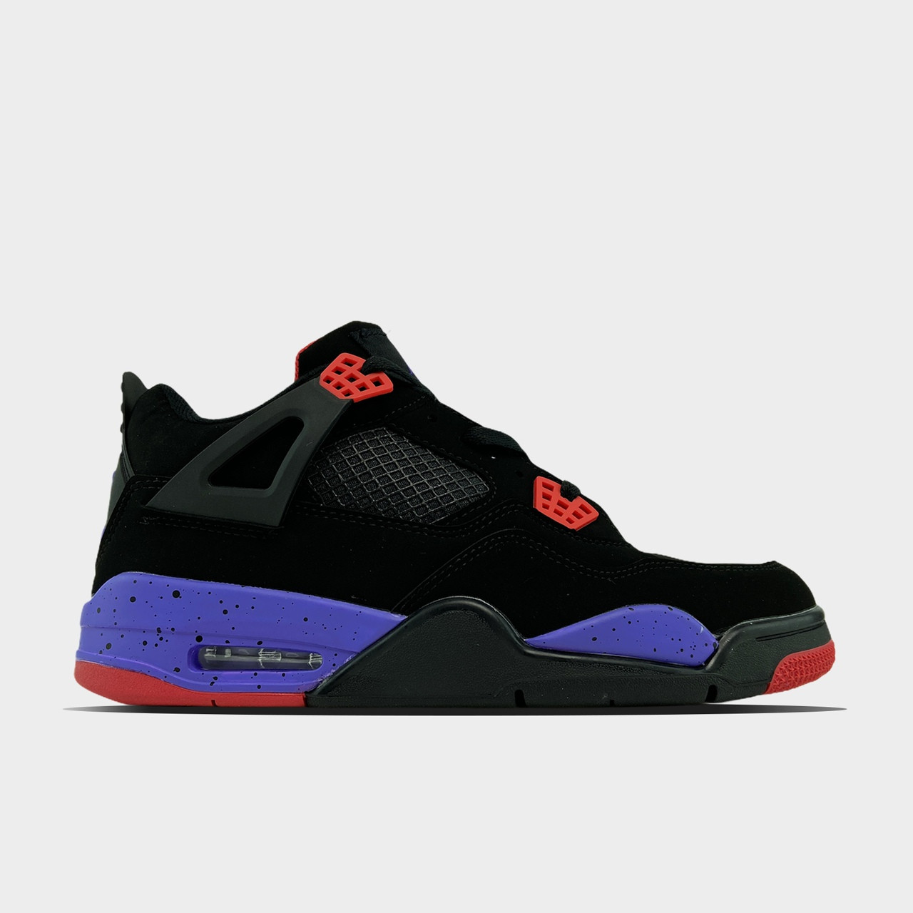 Nk, крос, обувь, взуття, sneakers, шузы, Air Jordan 4 NRG Raptors (Черный)