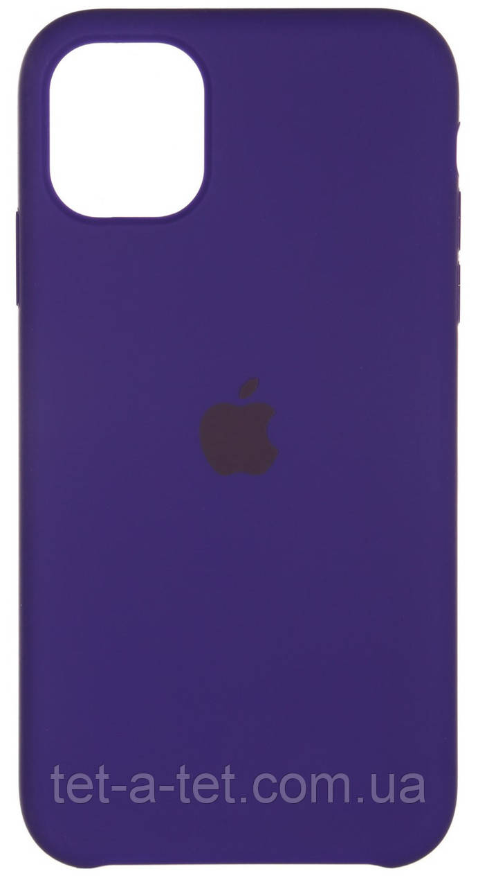 Чохол Apple iPhone 11 Pro Silicone Case (HC) Ultraviolet