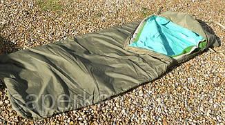 Спальный мешок армейский, военный. Оригинал Чехия бу, фото 2