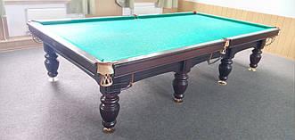 Бильярдный стол бу 12ф Буфало