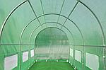 Теплица туннель 2x3x2 м зеленый Garden Tunnel Foil, фото 4