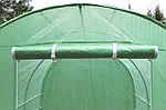 Теплица туннель 2x3x2 м зеленый Garden Tunnel Foil, фото 6