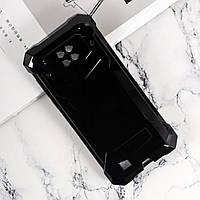 Чехол Fiji Line для Doogee S88 Pro / S88 Plus силикон бампер черный