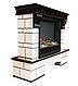 Электрический каминокомплект Bonfire Сардиния сделан из качественных материалов в современном дизайне, фото 2