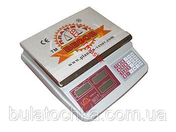 Весы торговые электронные 40 кг ПВП-Т-1-40-768