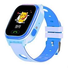 Smart Baby Watch Y85 Синий