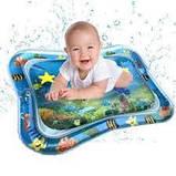 Надувний дитячий водний килимок AIR PRO inflatable water play mat, фото 2
