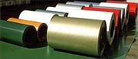 Рулон с полимерным покрытием RAL-9003