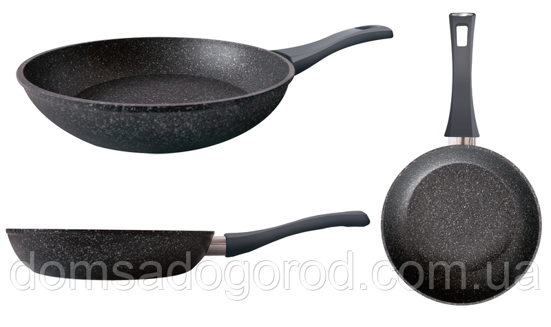 Сковорода Gusto GT-2104 24 см