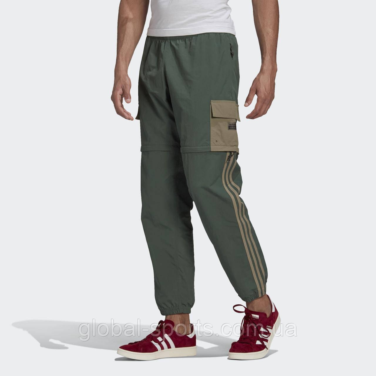 Мужские брюки Adidas R.Y.V. Utility 2-в-1(Артикул:GN3291)