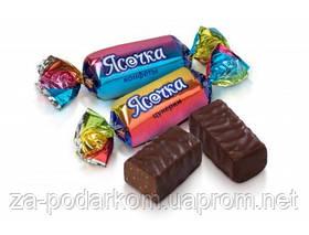Цукерки шоколадні ЯСОЧКА 1кг ХБФ