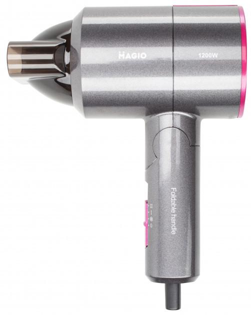 Фен Magio Mg-150 1200 Вт Со Складной Ручкой