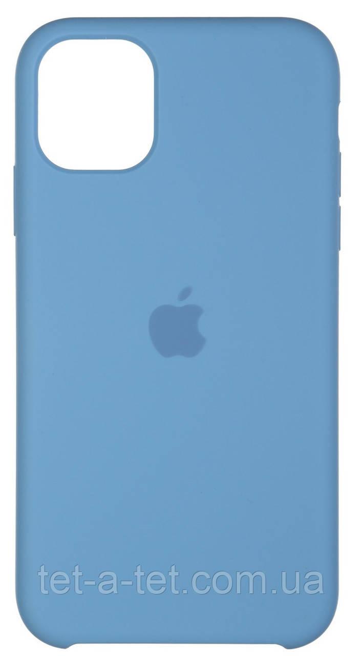 Чохол Apple iPhone 11 Silicone Case (HC) Cornflower