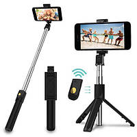 Монопод штатив для селфи Selfie Stick K10 Селфи палка 2 в 1 для смартфона
