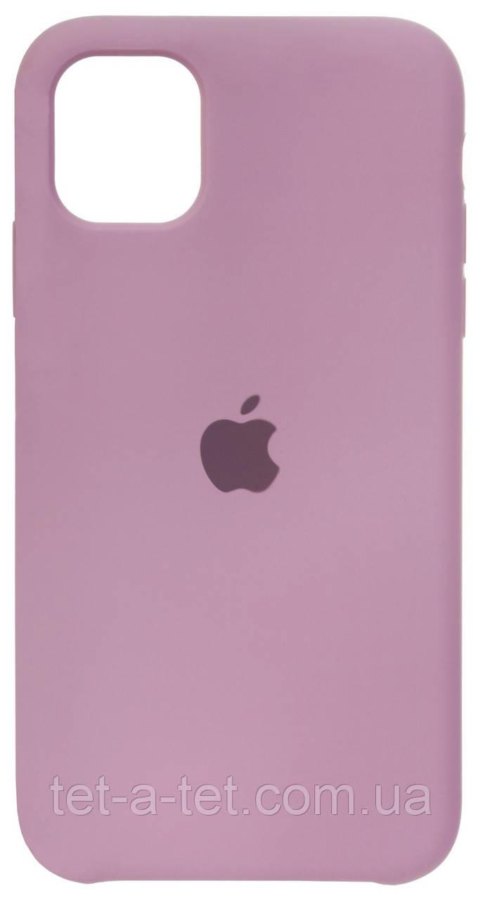 Чохол Apple iPhone 11 Silicone Case (HC) Grape