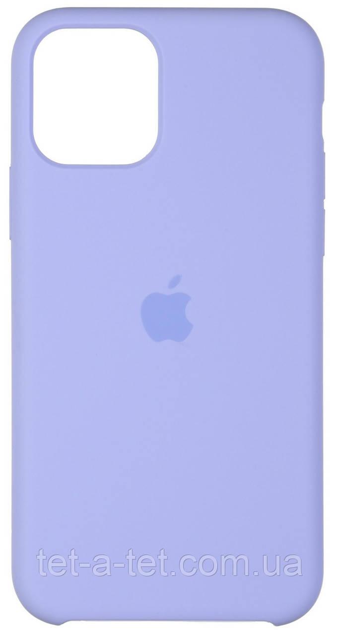 Чохол Apple iPhone 11 Silicone Case (HC) Lavender
