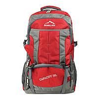 Рюкзак для походов и туризма красный Ronglida 70 л