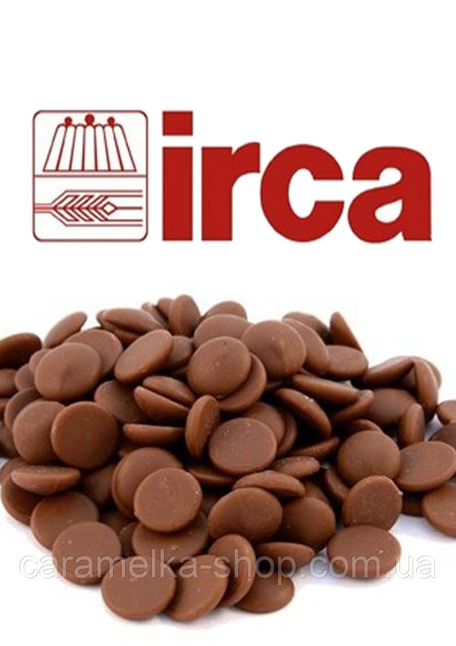 Молочный шоколад Италия ТМ Ирка, 100гр 34%
