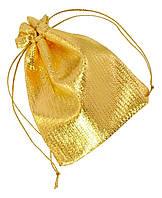 """Подарунковий мішечок з органзи """"Xuping"""" розмір 9,5 х 11,5 см ціна за 1 шт."""
