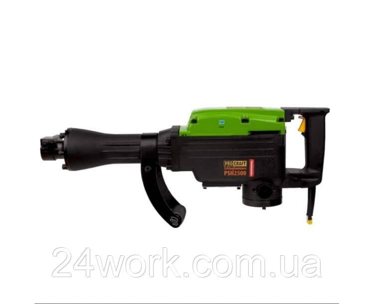 Отбойный молоток  PROCRAFT PSH 2500®