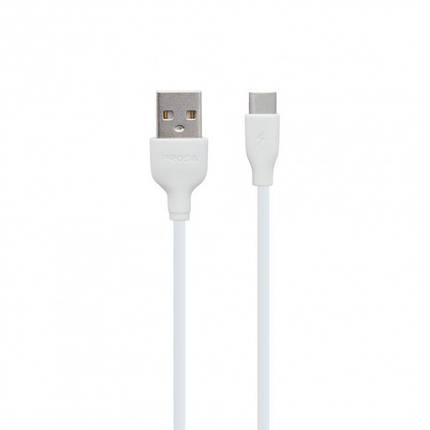 Type-C кабель 1 м Proda Fast Charging Remax PD-B15a-White, фото 2