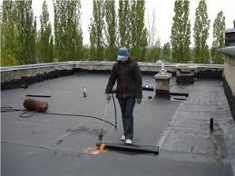 Укладка рубероида, ремонт крыши в Одессе