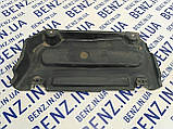 Защита днища под дополнительным АКБ Mercedes W212/C218 A2126900807, фото 3