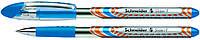 "Ручка шариковая ""Slider"" Schneider, масляная S151003, синяя"