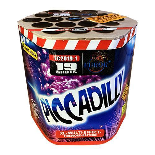 Салютна установка Piccadily FC2019-1