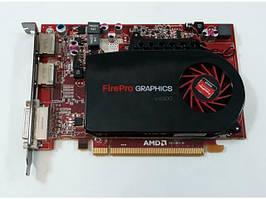 Видеокарта AMD FirePro, V4900, 128 бит, 1 гб