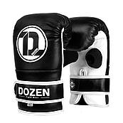 Снарядный перчатки Dozen Soft Pro Bag Gloves Black