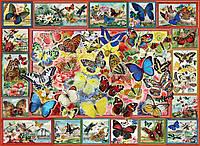 Пазли Anatolian 1000 елементів Метелики (1094)