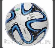 М'яч футбольний ігровий поліуретан, з 3-ма шарами футбольний 896-2