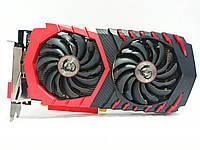 Видеокарта MSI RX 580 (4Gb/GDDR5/256bit) RX 580 GAMING X 4G БУ, фото 1