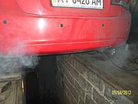 Глушитель  Шевроле Круз Chevrolet Cruze на две стороны с установкой, фото 1