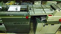 Фолдер (фальцовщик) Multipli 464 БУ