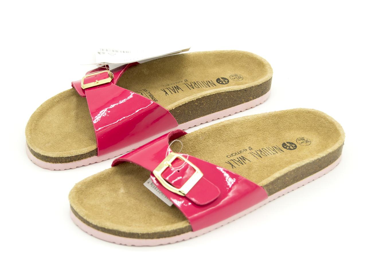 Шлепанцы Для женщин Розовый Размер - 38 (23,5 см)