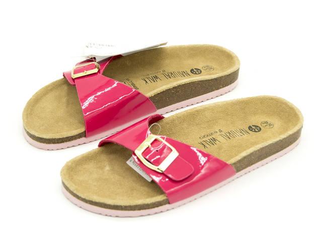 Шлепанцы Для женщин Розовый Размер - 38 (23,5 см), фото 2